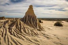 Mungo National Park, Australien stockfotografie