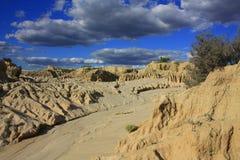 Mungo national park, NSW, Australia Royalty Free Stock Image