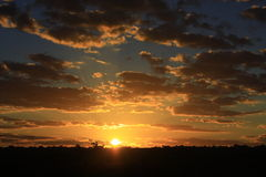 Mungo national park, NSW, Australia Stock Photography