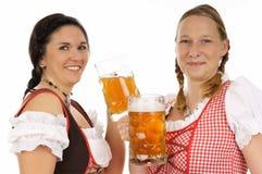 Munich ölfestival royaltyfria bilder
