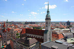 Munich Royalty Free Stock Photography
