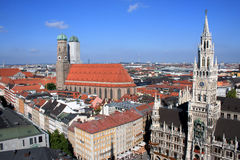 Munich Stock Photography