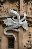 сторона munich залы Германии дракона города Стоковое Изображение RF
