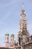 Munich abstract Stock Photography