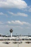 Munich Airport Stock Image