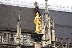 Munich, Alemanha Imagem de Stock Royalty Free