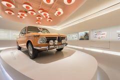 Munich, Alemanha - 20 de janeiro de 2017: coleção do carro clássico Fotos de Stock Royalty Free