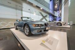 Munich, Alemanha - 20 de janeiro de 2017: coleção do carro clássico Imagem de Stock Royalty Free