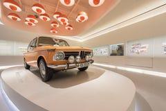 Munich, Alemanha - 20 de janeiro de 2017: coleção do carro clássico Imagem de Stock