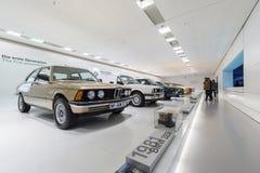 Munich, Alemanha - 20 de janeiro de 2017: coleção do carro clássico Fotografia de Stock Royalty Free
