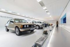 Munich, Alemanha - 20 de janeiro de 2017: coleção do carro clássico Foto de Stock Royalty Free