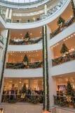 MUNICH, ALEMANIA - 3 de noviembre de 2017: Vario decoración de la Navidad Imagen de archivo
