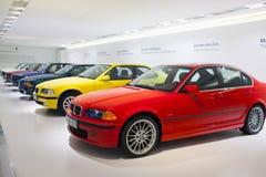 MUNICH, ALLEMAGNE - 1ER JUIN 2012 : voiture de vintage de collection à l'exposition du musée de BMW Image stock