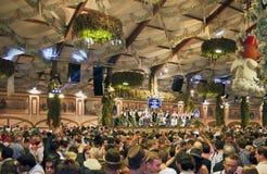 MUNICH, ALLEMAGNE - 23 SEPTEMBRE 2014 : Oktoberfest Photographie stock