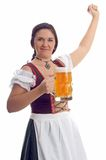 Munich beer festival Royalty Free Stock Photos