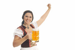 Munich beer festival stock photography