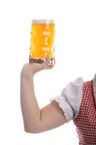 Munich beer festival Royalty Free Stock Image