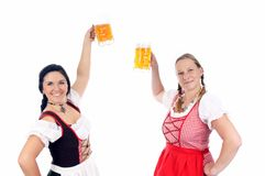 Munich beer festival Royalty Free Stock Photo