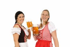 Munich beer festival Stock Photo
