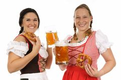 Munich beer festival Stock Photos