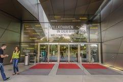 Munich,  BMW World Stock Photos