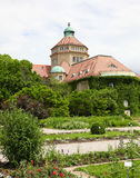 Munich botanical garden Stock Photography