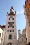 Munich city center Stock Image