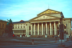 Munich city hall. In munich,germany Stock Image