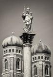 Munich city hall Stock Photos