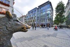 Munich City Royalty Free Stock Photo