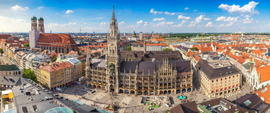 Munich Stock Photo