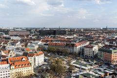 Munich City Royalty Free Stock Images