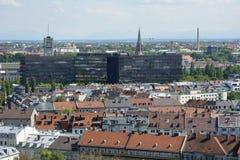 Munich Cityscape Stock Photo