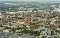 Munich cityscape, Bavaria, Germany Royalty Free Stock Photo