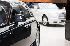 Voitures de Rolls Royce images libres de droits