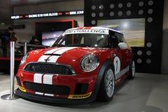 Mini voiture de course photographie stock
