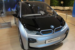 BMW i3 electric concept car Stock Image