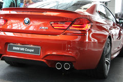 BMW M6 Stock Photo