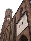 Munich Frauenkirche Stock Image
