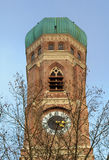 Munich, Frauenkirche, Bavaria Royalty Free Stock Photography