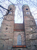 Munich Frauenkirche, Cathedral of Our Dear Lady Royalty Free Stock Image