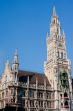 Munich, Germany. New city hall of Munich, Germany Royalty Free Stock Images