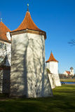 Munich, Germany - Blutemburg castle, old ducal residence Royalty Free Stock Photos