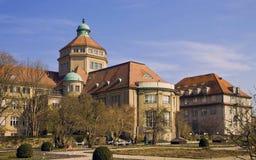 Munich, Germany - Botanical Garden main building Stock Photography