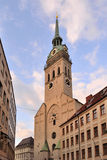 Munich, Germany. Church of St. Peter Royalty Free Stock Image