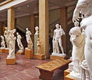 Munich, Germany - Copies of antiques statues Royalty Free Stock Photo