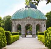 Munich, Germany - Hofgarten round pavilion Royalty Free Stock Photography