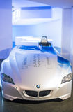 Munich, Germany- june 17, 2012: BMW H2R Hydrogen Powered Racing Royalty Free Stock Photography