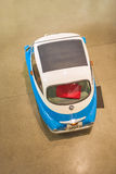 Munich, Germany- june 17, 2012: BMW Isetta Small Car on Show in Royalty Free Stock Images