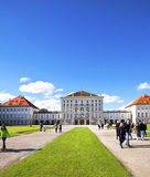 Munich, Germany -  Nymphenburg Castle Stock Image